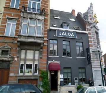 Jaloa in Brussel