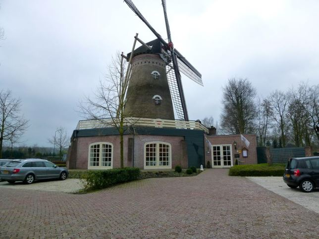De Molen in Kaatsheuvel
