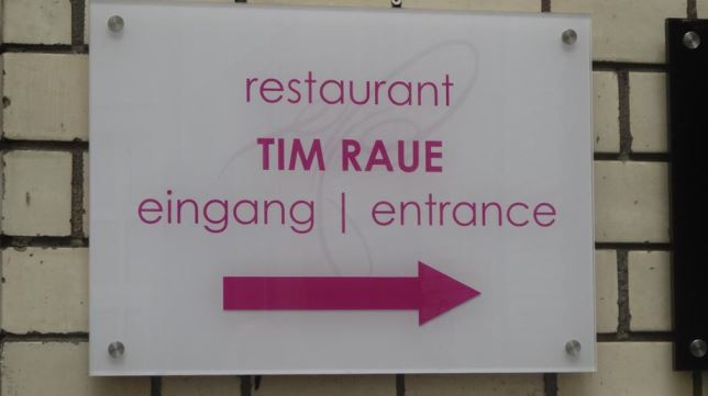 Tim Raue in Berlijn