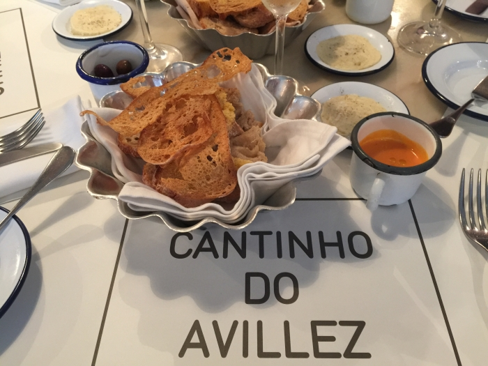 Cantinho do Avillez in Porto, Portugal